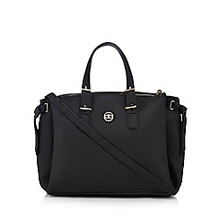 The Collection - Black tote bag