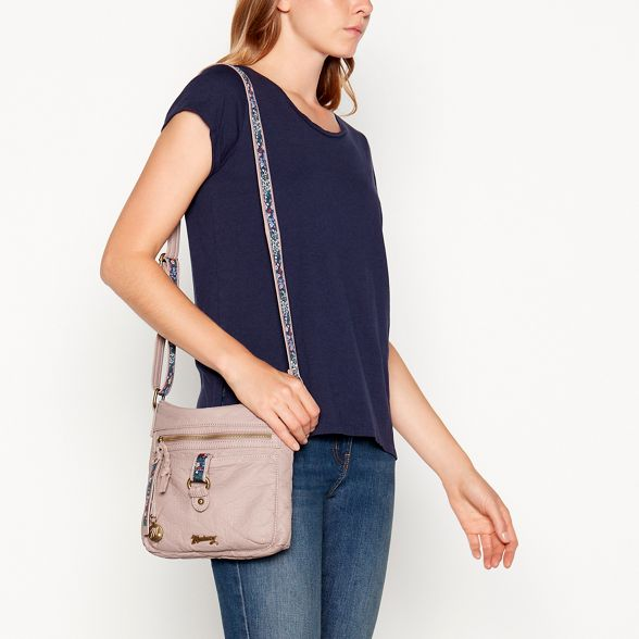 bag cross body Light buckle Mantaray purple gHZ6Zw