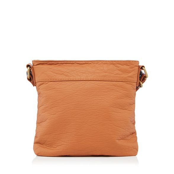 buckle Light tan body cross Mantaray bag 6EqYwgEd