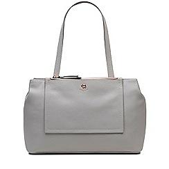 Radley - Farthing downs grey large tote bag