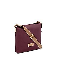Radley Pocket Essentials Pink Small Zip Top Cross Body Bag