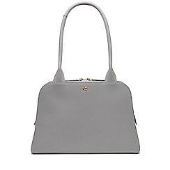 Radley - Millbank grey medium zip-top tote bag