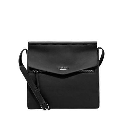 Fiorelli   Black Mia Large Crossbody Bag by Fiorelli