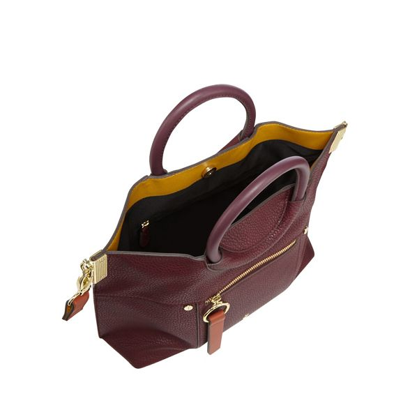 by Conran J tote ring Wine bag handle red Jasper ZwwqUxdA