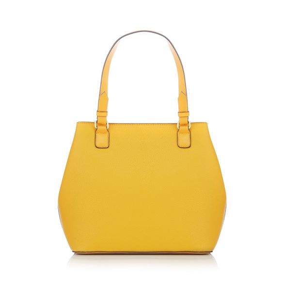 panel Conran small Yellow by shoulder zip Jasper bag J wSnEgxqXYq