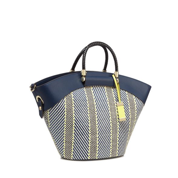 by tote bag J straw Conran Navy Jasper dcHZq1