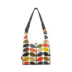 Orla Kiely Multi Coloured Stem Print Shoulder Bag