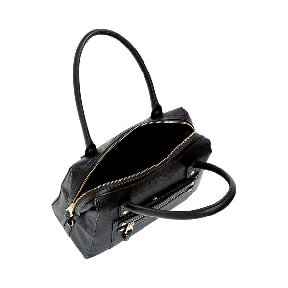 zip studded bowler by detail bag Conran J Black Jasper wzXH6Pq