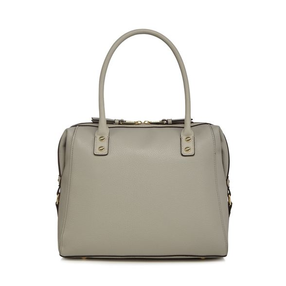 zip bag Conran by Jasper studded J Grey detail bowler 6PqwS