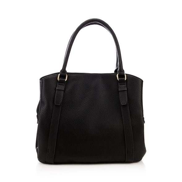 Black Conran detail by J shoulder zip bag Jasper wTqtxgRZB