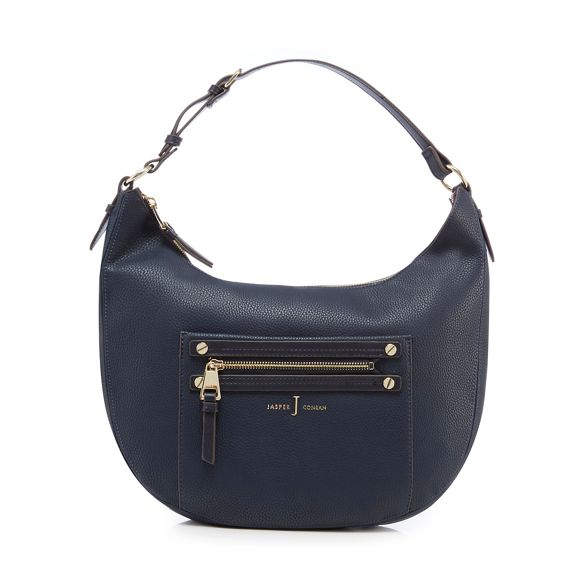 zip Conran by Jasper Navy bag shoulder detail J pHFCqvp