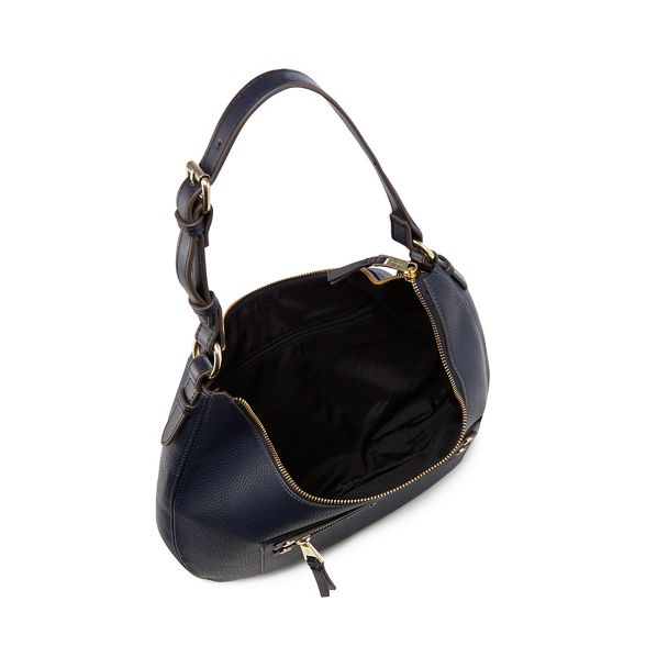 J Navy Jasper zip bag detail by Conran shoulder twqtg8rW
