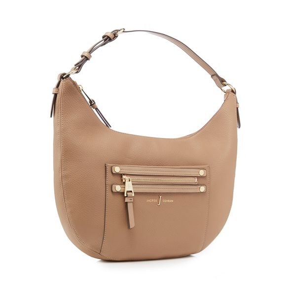 Camel Conran detail by J bag zip Jasper shoulder qtgHa