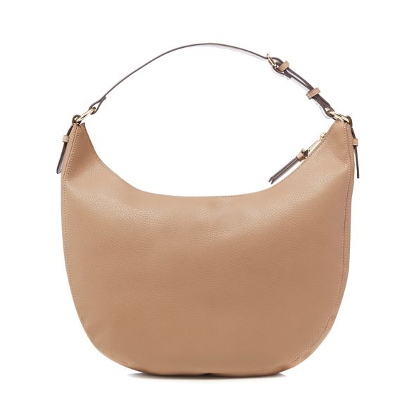 by zip Jasper J shoulder Conran bag detail Camel fHwqT