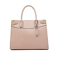 J by Jasper Conran - Pink large grab bag