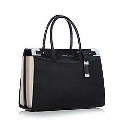 J by Jasper Conran - Black large grab bag