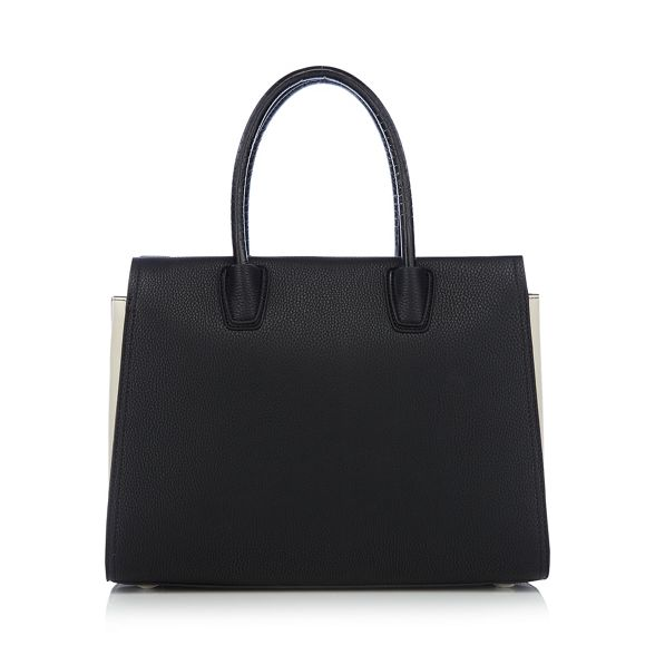 Jasper by J large bag grab Black Conran pvn4Cwq