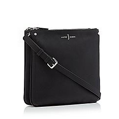 J by Jasper Conran - Black 'Stockholm' cross body bag
