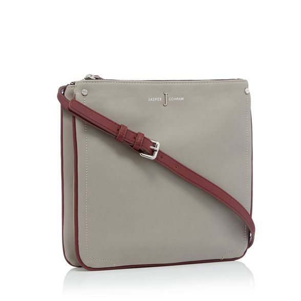 colour bag Jasper by body Conran Grey block J cross zSFqn