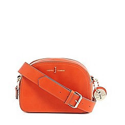 J by Jasper Conran - Orange 'The Hamptons' cross body bag