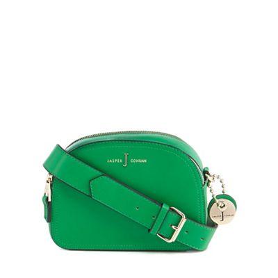 J By Jasper Conran   Green 'the Hamptons' Cross Body Bag by J By Jasper Conran