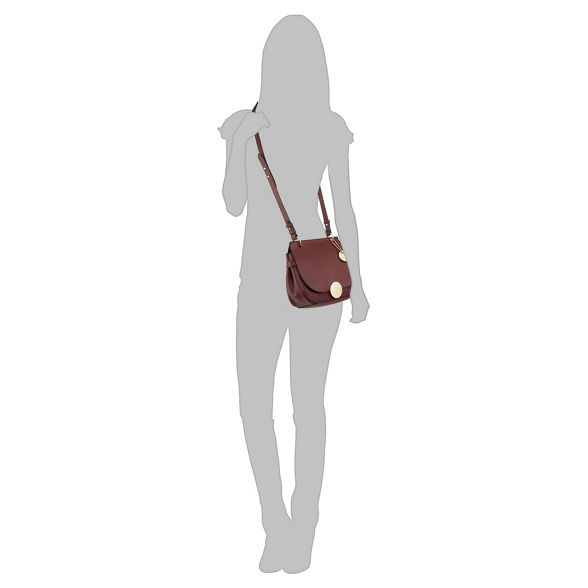 by Wine cross J 'Greenwich' bag Conran Jasper body red Ud1qOW6nq