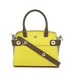Star by Julien Macdonald - Yellow small grab bag