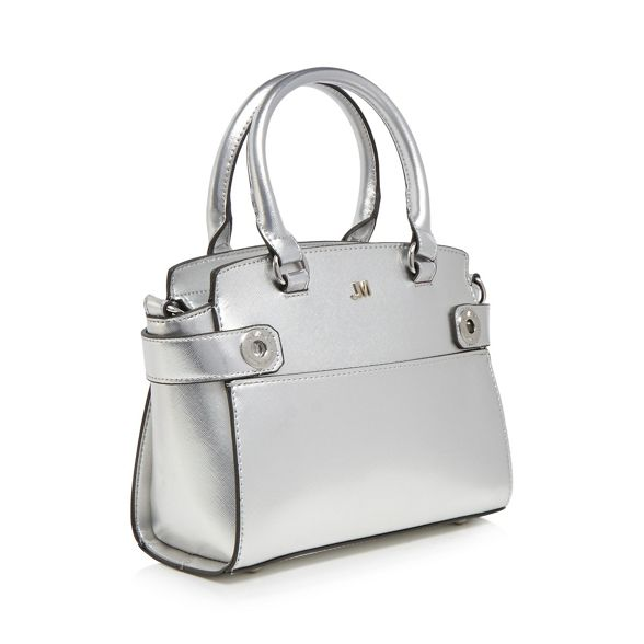 bag Julien small Macdonald by grab Silver Star qBIxY5wn