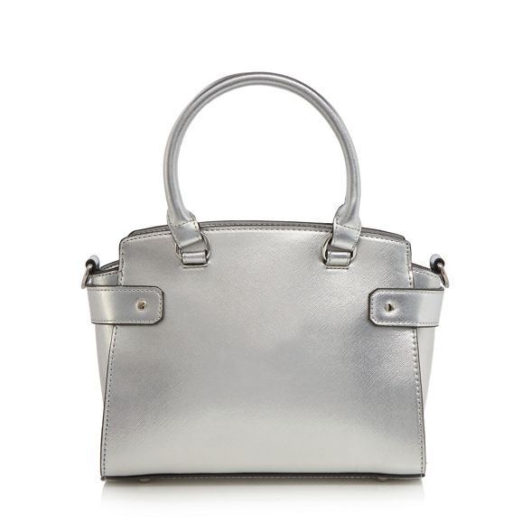 Julien Macdonald small Star grab bag Silver by pT5xqwO
