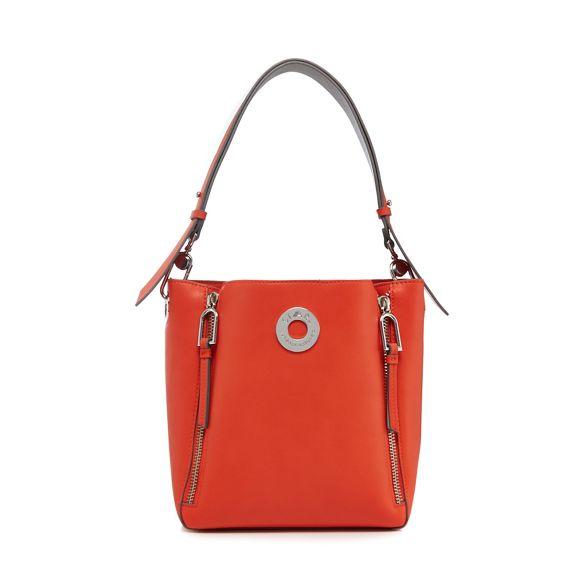 zip Macdonald detail Star Orange by bag bucket Julien xHwxqInRS