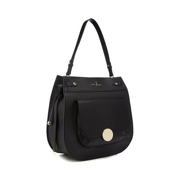 Black Conran Jasper bag 'Greenwich' by J shoulder PqFwzE
