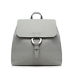 RJR.John Rocha - Grey circle detail backpack