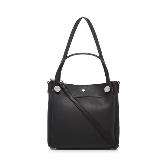John RJR Black shoulder Rocha bag ZxFgHn