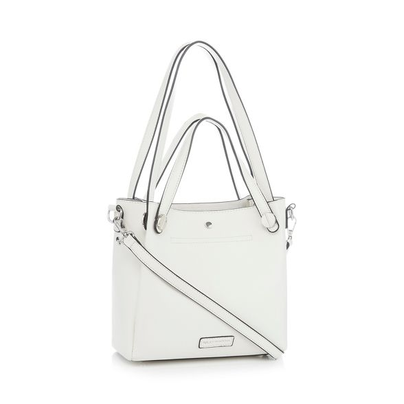 White bag leatherette RJR body cross John Rocha gAExWwqZ4