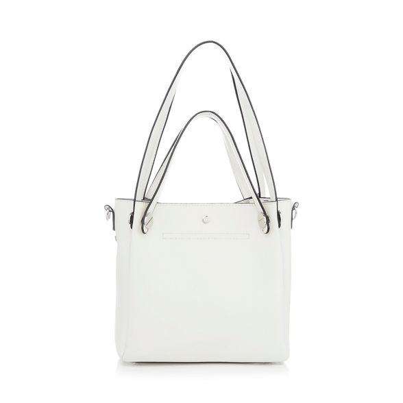 RJR Rocha leatherette cross White John bag body Rrq71R