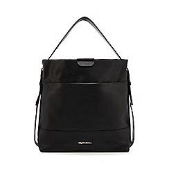RJR.John Rocha - Black side tab shoulder bag