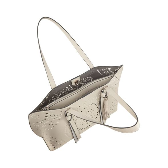 shopper Rocha grey John RJR bag cut Light laser RnYR1