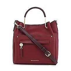 RJR.John Rocha - Dark red mini grab bag