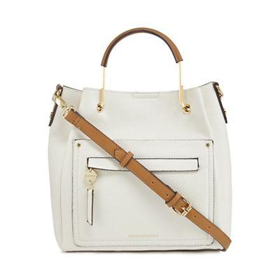 Rjr.John Rocha   Off White Mini Grab Bag by Rjr.John Rocha
