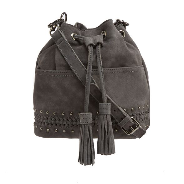 Grey Nine bag suede duffle Savannah Miller by zHtwgqP