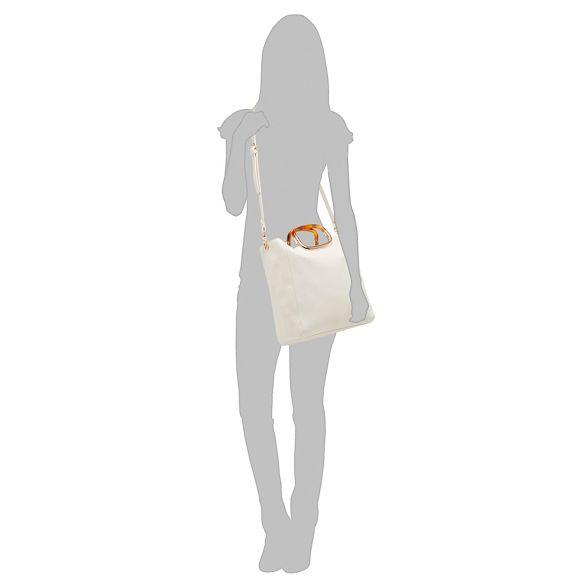 0d5b76f123 Faith White tortoiseshell bag grab handle 1C7CF0wq ...
