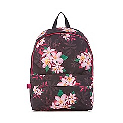 Kangol - Multi-coloured tropical backpack