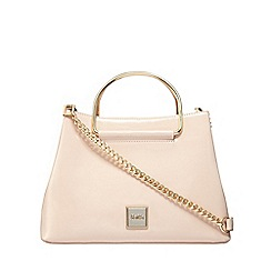 Faith - Light pink patent small grab bag