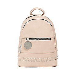 Faith - Pink studded backpack