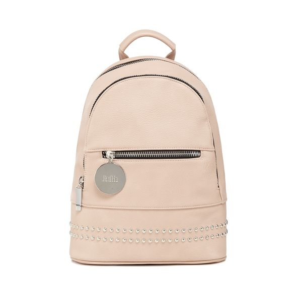 Pink studded Faith Faith Pink backpack p7Hg1