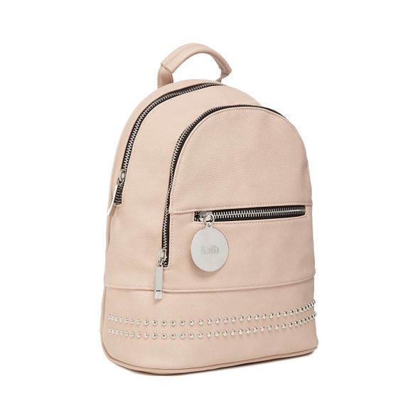 Faith Faith Pink studded backpack studded Pink backpack Faith gRZqOFI