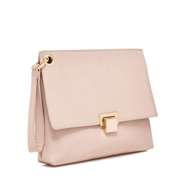 Light pink clutch pink Faith clutch Faith bag Light OxZIqcHwX