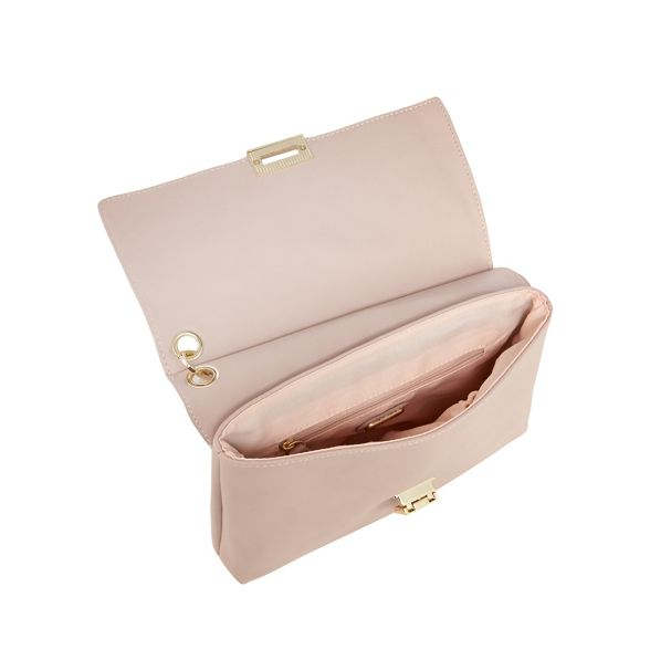 Faith bag pink Light pink Faith Light clutch clutch rwrxZT0v