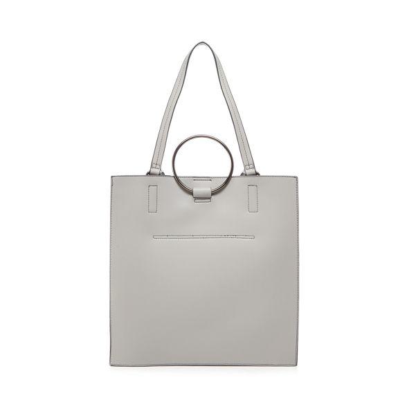 Grey shopper Faith colour block bag d8xSS0qwC