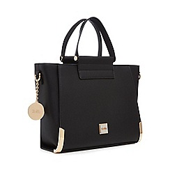 Faith - Black large winged grab bag